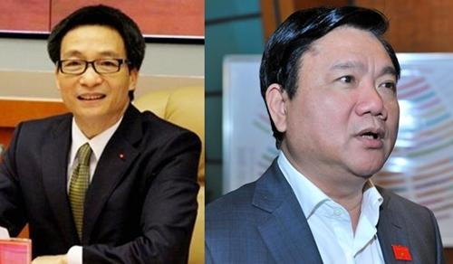 Phó Thủ tương Vũ Đức Đam ủng hộ ông Đinh La Thăng xã hội hóa bệnh viện - Bi thu Dinh La Thang