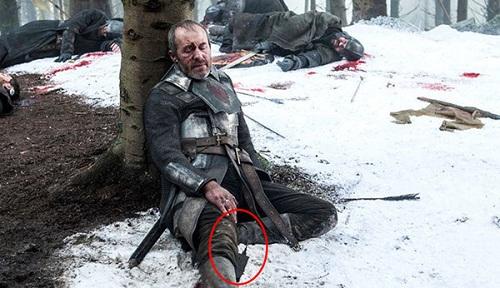 Lỗi ngớ ngẩn trong phim Game of Thrones - sạn trong phim, lỗi trong phim