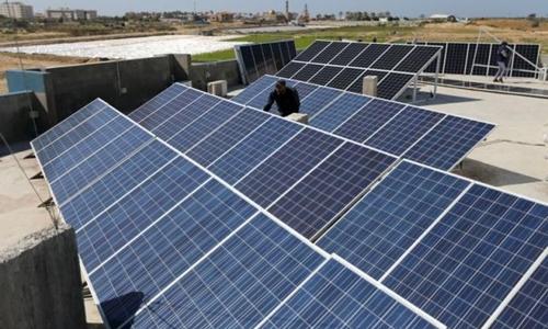 Anh hỗ trợ Việt Nam phát triển điện năng lượng Mặt Trời tại các doanh nghiệp ở miền Nam. Ảnh minh họa: Reuters.