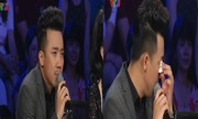 Trấn Thành gây tranh cãi khi khóc nức nở ở chung kết Vietnams Got Talent