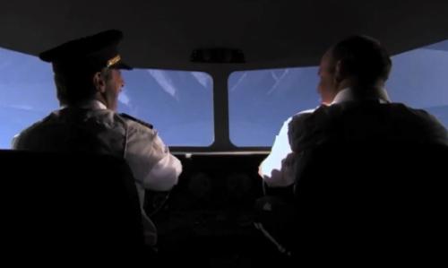 Cơ trưởng trả giá vì đùa cợt trong lúc bay - cơ trưởng