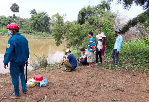 Người bán kem chết thảm dưới sông Đồng Nai