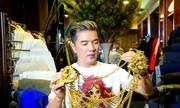 Đàm Vĩnh Hưng có tủ đầy trang sức bằng vàng hot nhất mạng XH trong ngày