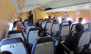 Trải nghiệm trên 7 máy bay chở khách Triều Tiên