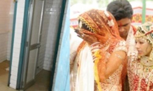 Archana Gautam quyết định chia tay người chồng mới cưới vì không có nhà vệ sinh riêng. Ảnh: India Times