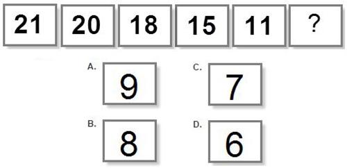 Câu đố IQ, phép toán, hại não