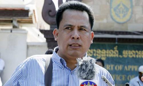 Ông Kem Ley. Ảnh: Phnom Penh Post.