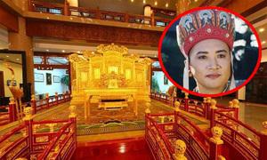 Cung điện 30 triệu đôla của 'Đường Tăng' Trì Trọng Thuỵ nóng trên Vitalk