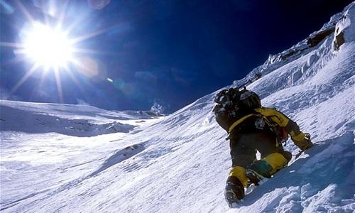 đỉnh núi Everrest, đỉnh núi cao nhất thế giới