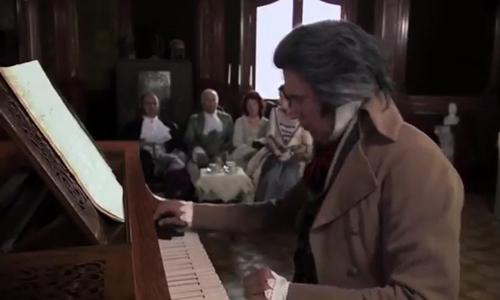 Đoạn kết thảm họa của một nghệ sĩ piano