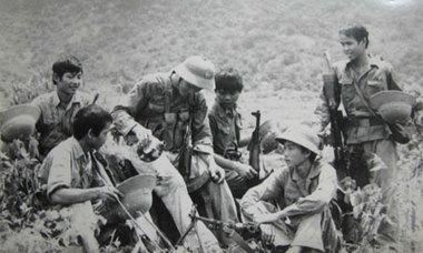Hơn 4.000 chiến sĩ hy sinh bảo vệ biên giới Vị Xuyên