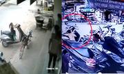 Những phụ huynh, em bé suýt chết vì trẻ vặn tay ga xe máy