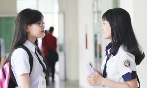 Nữ sinh duy nhất ở Sài Gòn đạt điểm 10 THPT quốc gia