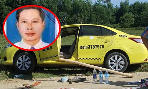 Tài xế taxi đón 3 vị khách bí ẩn trước khi bị sát hại - tài xế taxi