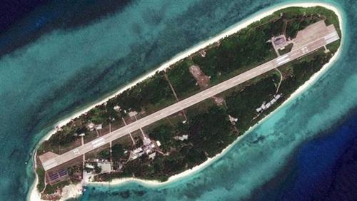 Đảo Ba Bình, thuộc quần đảo Trường Sa của Việt Nam. Ảnh: PressTV