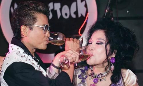 Đám cưới lần 9 của Thanh Bạch - Thúy Nga - dam cuoi thanh bach thuy nga