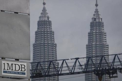 Mỹ xác định 3,5 tỷ USD bị biển thủ từ quỹ của chính phủ Malaysia. Ảnh: AP