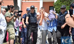 Hy Lạp tuyên án tù các sĩ quan Thổ Nhĩ Kỳ bỏ trốn trong đảo chính