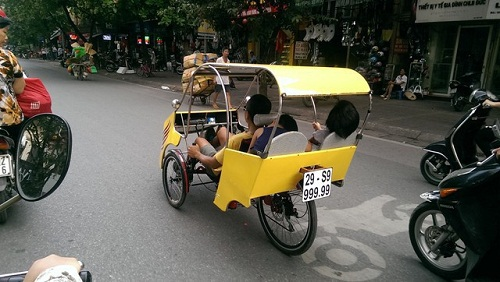 Vừa nhỏ gọn lại vừa tiện dụng - xe tự chế, chất nhất Việt Nam
