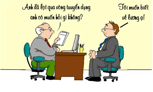 Nhà tuyển dụng đứng hình trước yêu cầu của ứng viên - 10 truyện cười hot nhất tuần qua