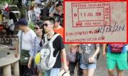 Nhà nghỉ từ chối khách Trung Quốc dùng hộ chiếu lưỡi bò nóng trên Vitalk