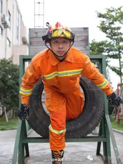 [ảnh 3] Bu trong lúc luyện tập - ảnh Shanghai IST