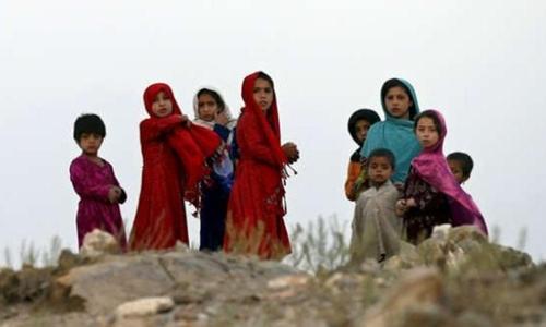 Khoảng 15% phụ nữ Afghanistan dưới 50 tuổi nói họ lấy chồng trước ngày sinh nhật thứ 15