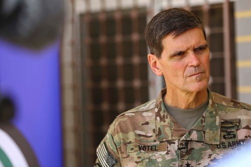 Tướng Joseph Votel. Ảnh: Stripes.