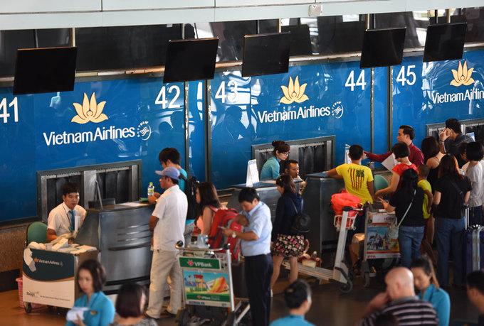 Sân bay Nội Bài sau vụ tin tặc tấn công