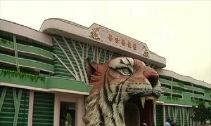 Triều Tiên mở cửa vườn thú để đón du khách