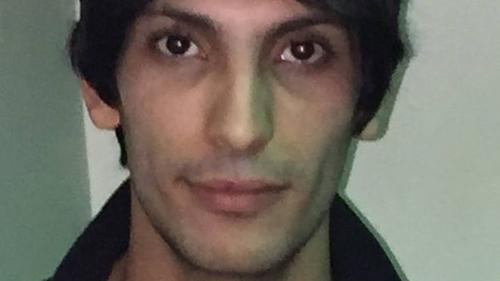 Nạn nhânMuhammad Wisam Sankari. Ảnh: BBC