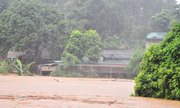 Lũ lớn khiến 4 người chết, 7 người mất tích ở Lào Cai