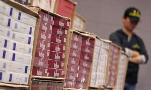 Bangladesh trục xuất một nhà ngoại giao Triều Tiên nghi buôn lậu thuốc lá và đồ điện tử. Ảnh: thenews.com.pk