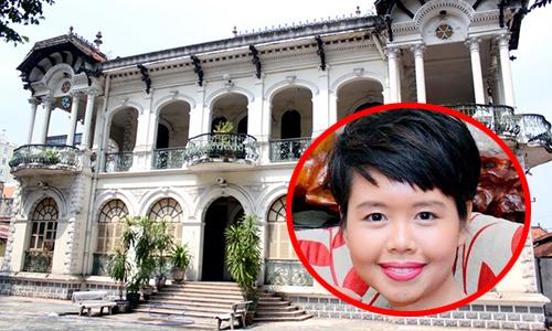 Tiểu thư bỏ 700 tỷ mua biệt thự khủng tại Sài Gòn - biet thu