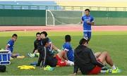 Cầu thủ Việt Nam được y tế chăm sóc như thế nào?