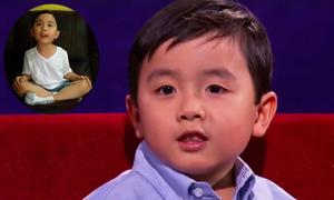 Thần đồng piano 4 tuổi gốc Việt cover 'Anh cứ đi đi'