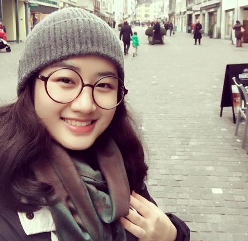 Nhan sắc đời thường của Tân Hoa hậu Bản sắc Việt toàn cầu 2016 - hoa hậu bản sắc việt