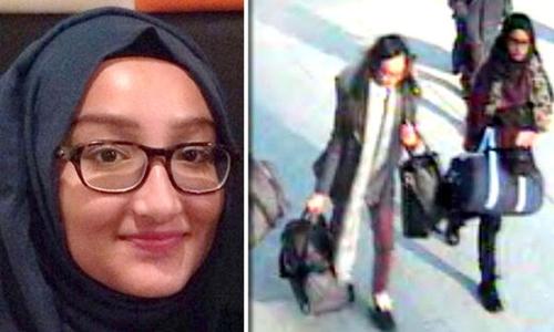 Kadiza Sultana, nữ sinh người Anh gia nhập IS bị cho là đã chết trong một cuộc không kích của Nga. Ảnh: AP.