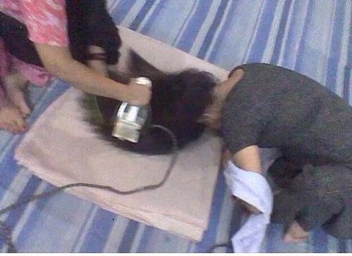 Tóc thẳng đẹp không cần đến spa - phát minh bá đao, chỉ có ở Ấn Độ