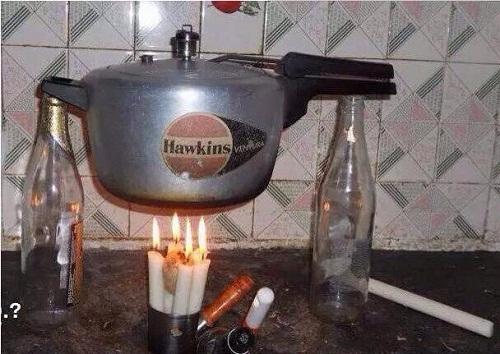 Không có bếp vẫn có thể nấu ăn như thường - phát minh bá đao, chỉ có ở Ấn Độ