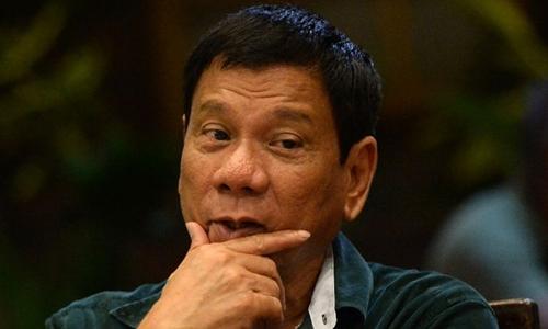 Tổng thống Philippines từ chối xin lỗi sau khi lăng mạ đại sứ Mỹ. Ảnh minh họa: AFP.