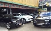 Rolls-Royce Phantom rao bán chục tỷ ở chợ xe cũ