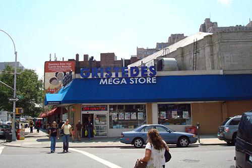 Một cửa hàngGristedes. Ảnh: Flickr