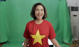 Sao Việt hòa giọng trong ca khúc 'Việt Nam quê hương tôi'