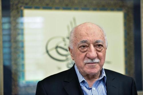 Giáo sĩ Hồi giáo Fethullah Gulen,