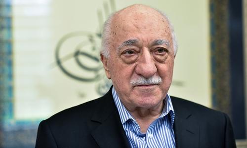 Giáo sĩ Fethullah Gulen. Ảnh: Reuters.