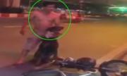 Chủ gào khóc vì chó Doberman bị đâm trọng thương