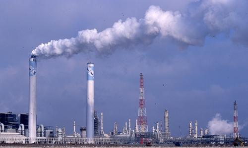 Đài Loan kết luận khu công nghiệp Lục Khinh của Formosa gây ô nhiễm môi trường. Ảnh: thenewslens.com