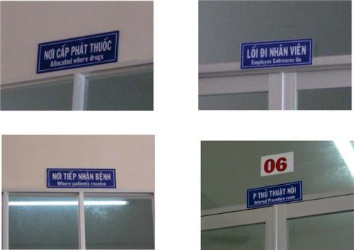 Tiếng Anh của người Việt, dành riêng cho người Việt - thảm họa tiếng Anh, chỉ có ở Việt Nam
