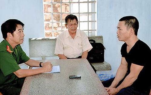 Nguyễn Thọ cho rằng trong quá trình chạy trốn không hề hay biết ông Nén bị bắt vì hành vi phạm tội của mình. Ảnh: Phước Tuấn